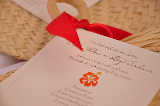 A Real Wedding At Hummingbird Hall Jamaica Caribbean Journey