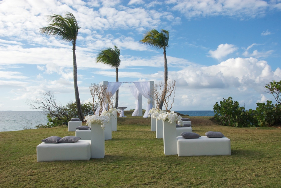 W Vieques Wedding