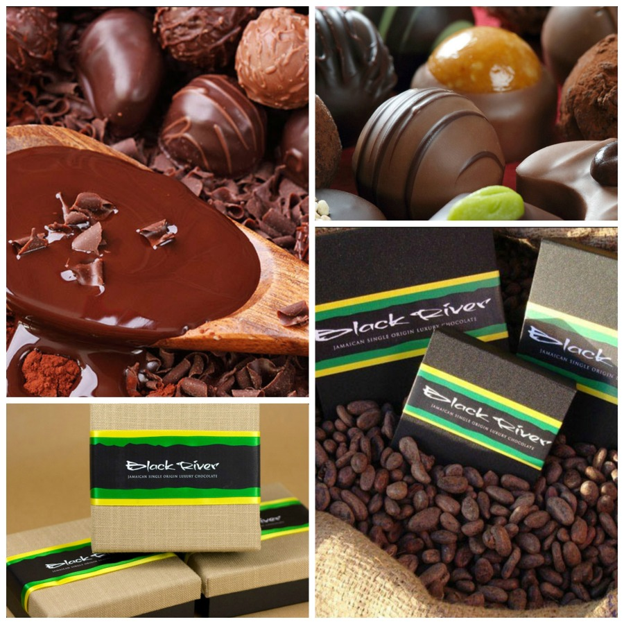 BLACK RIVER CHOCOLATES