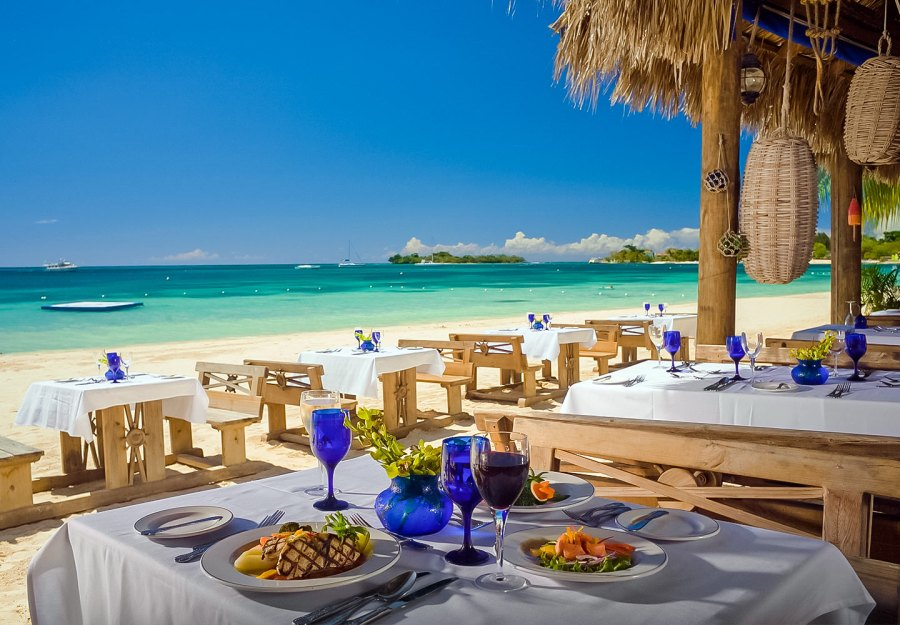 SANDALS NEGRIL WEDDINGS