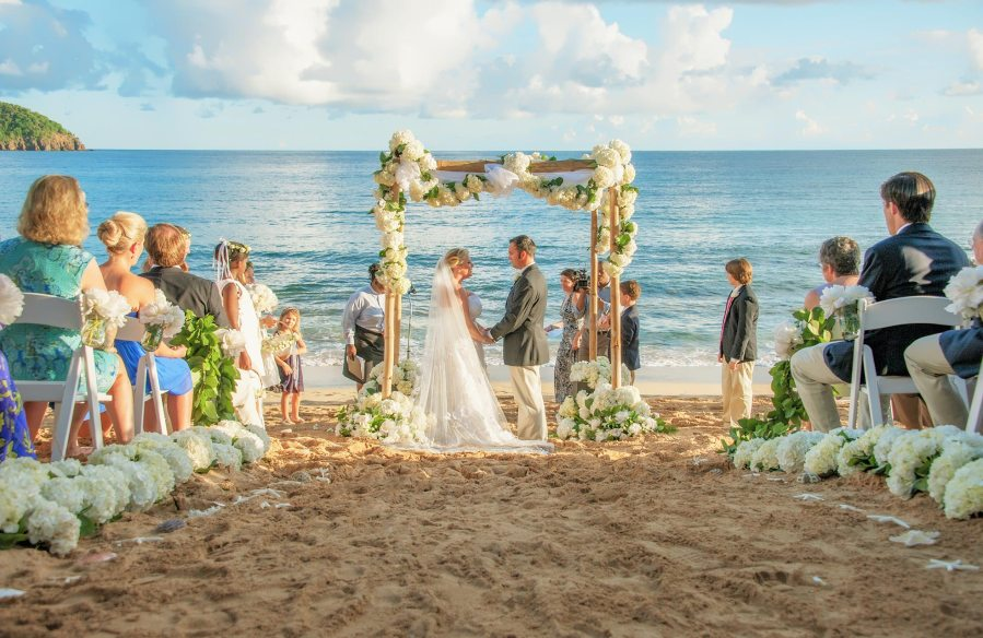 Curtain Bluff Weddings