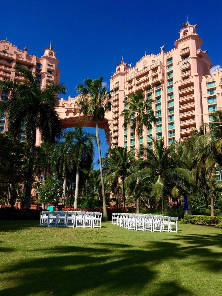 Get Married at Atlantis