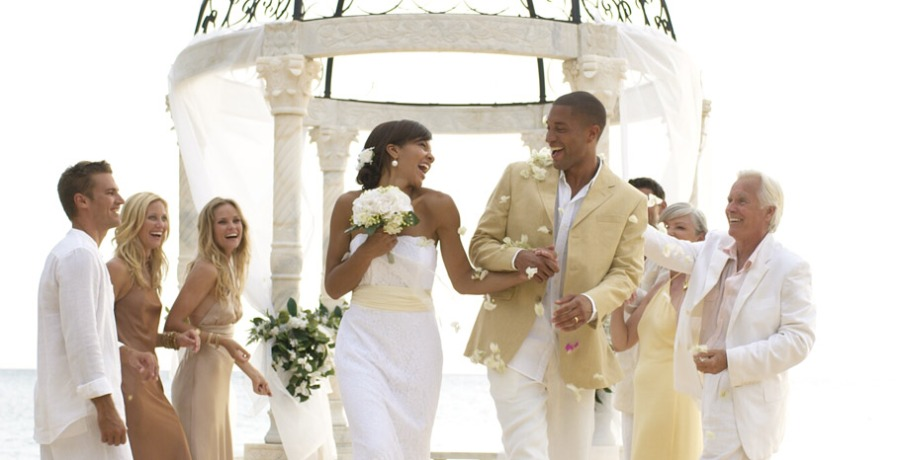 Sandals Resort Weddings