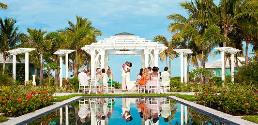 Sandals Resorts Weddings